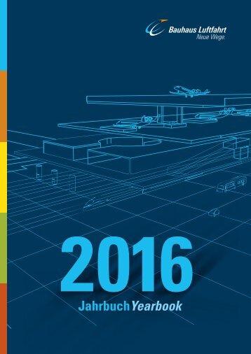 Jahrbuch Bauhaus Luftfahrt 2016