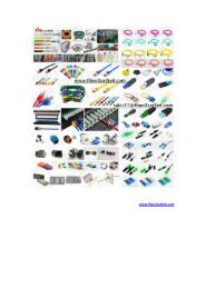 optical fiber and copper cabling products supplier