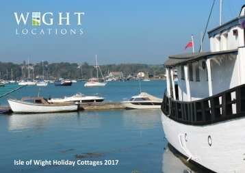 2017 Wight Locations Brochure