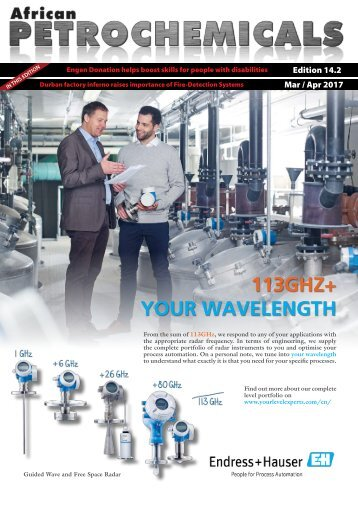African Petrochemicals March/April Edition 14.2 {2017}