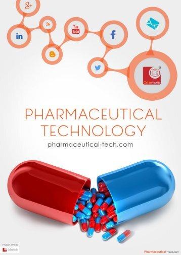 Pharmaceutical Tech 2017 Media Kit