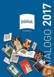 Catálogo BIBLOK América