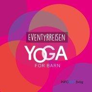 Eventyrreisen - Yoga for barn