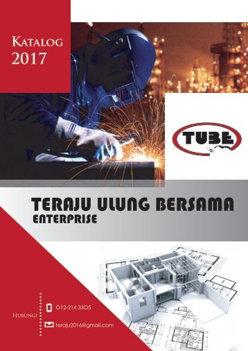 Buku Katalog TUBE 2017
