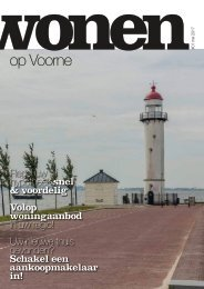 Wonen op Voorne, uitgave mei 2017