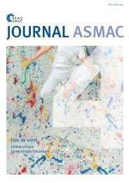 Journal ASMAC No 4 - Août 2014
