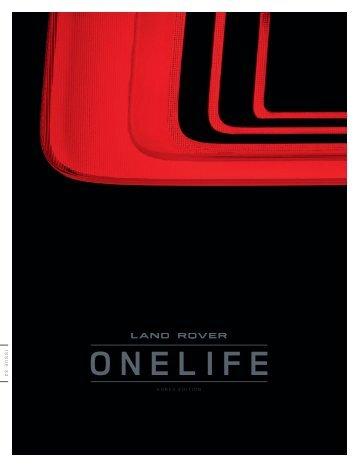 ONELIFE #34 – Korean