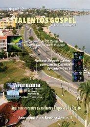 Projeto Revista Talentos Gospel 2