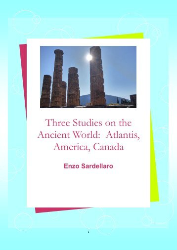 Three Studies on the Ancient World