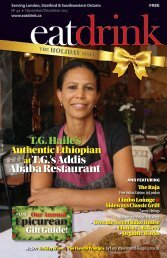 Eatdrink #44 November/December 2013