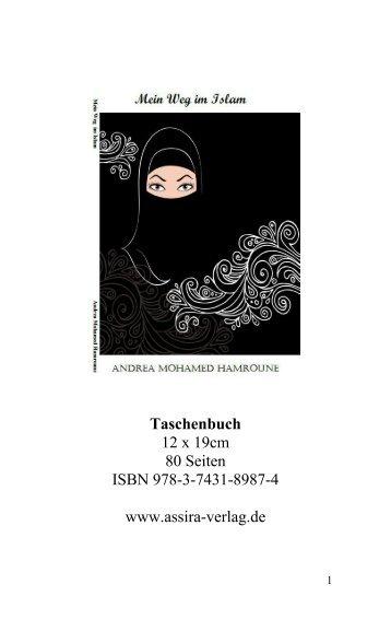 Leseprobe Mein Weg im Islam von Andrea Mohamed Hamroune