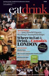 Eatdrink #40 March/April 2013