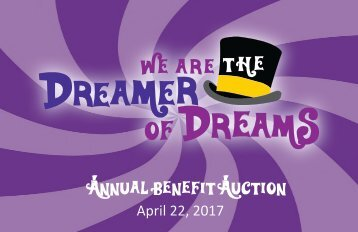 Auction Program 2017