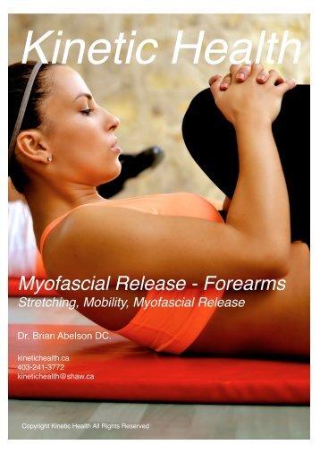 Myofascial Release - Forearms