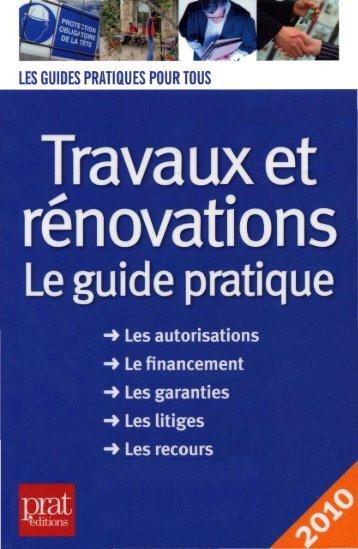 Renovation magazines for Travaux et renovation