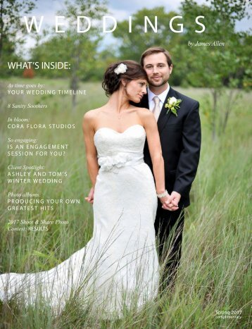 JAMES ALLEN WEDDINGS MAGAZINE2