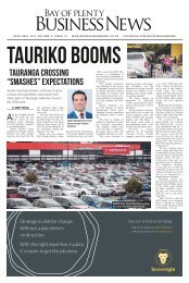 Bay of Plenty Business News April/May 2017
