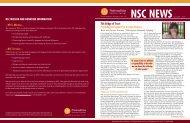 Winter 2009 Newsletter - Nationalities Service Center