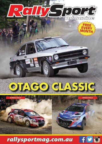 RallySport Magazine April 2017