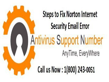 18002430051 How to Resolve Norton Internet Security Email Error?
