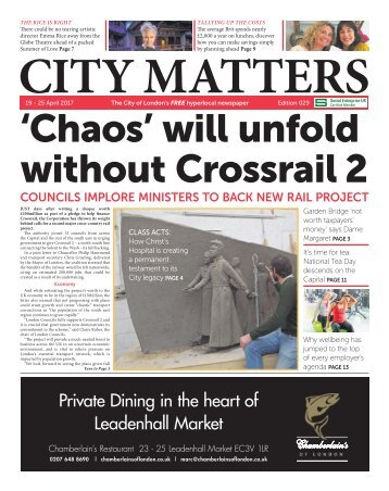 City Matters Edition 029