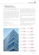 Verglasungsrichtlinien Glas Marte UNIGLAS - Infofolder - Seite 3
