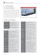 Verglasungsrichtlinien Glas Marte UNIGLAS - Infofolder - Seite 4
