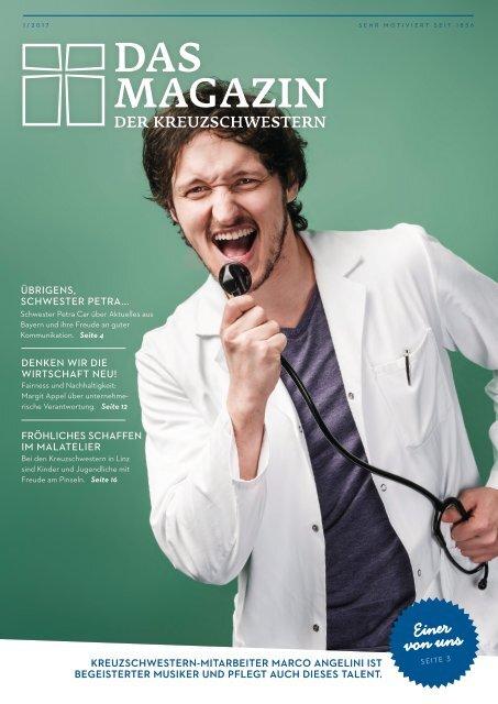 Kreuzschwestern-Magazin Ausgabe 1/2017