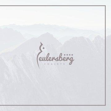 Chalets Eulersberg - schöner Platz im Alpenraum