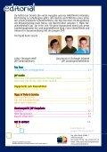 1. Jugendinterviews 2. Service 3. Gewinnspiel - JVP Burgenland - Page 3