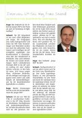 1. Jugendinterviews 2. Service 3. Gewinnspiel - JVP Burgenland - Page 7