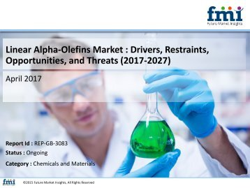 Linear Alpha-Olefins Market