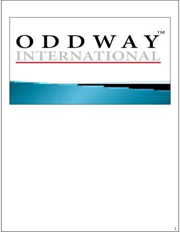 OddwayInternational : Indian Generic Medicine Supplier