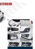 Suzuki SWIFT Zubehörprospekt - Page 5