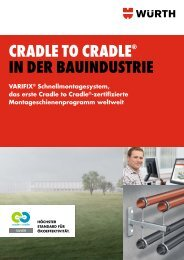 Cradle to Cradle in der Bauindustrie