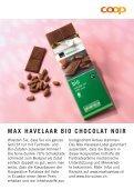 Schoggi-Mocca- Creme mit Mangos - Max Havelaar Switzerland - Seite 4