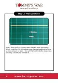 TW32C01 - Trooper, 9th Lancers instruction booklet - Page 6