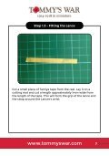 TW32C01 - Trooper, 9th Lancers instruction booklet - Page 7