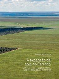 A expansão da soja no Cerrado