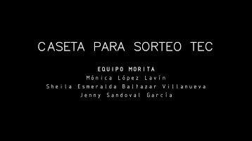 CASETA PARA SORTEO TEC