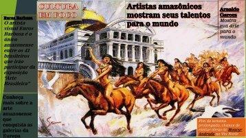 ARTISTAS AMAZÔNICOS ESTARÃO EM EXPOSIÇÃO NA ÁUSTRIA 02