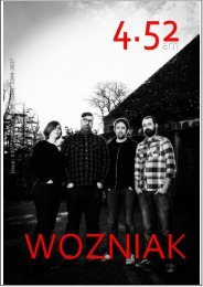 4.52am Issue: 030 20th April 2017 - The Wozniak Issue