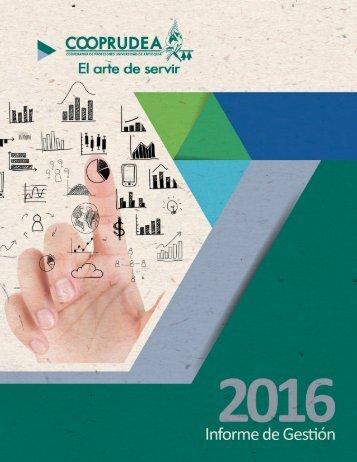Informe Gestión 2016 pagina web