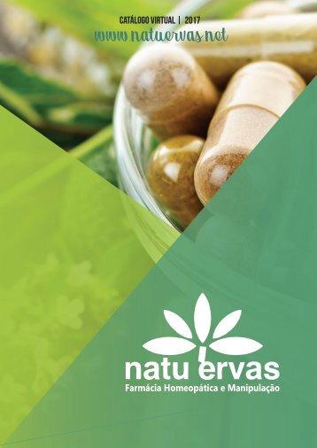 Catálogo 2017 Natu Ervas