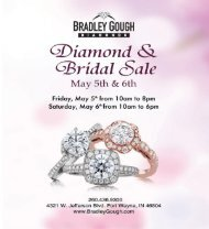 Bradley Gough Jewelers Mothers Day Gift