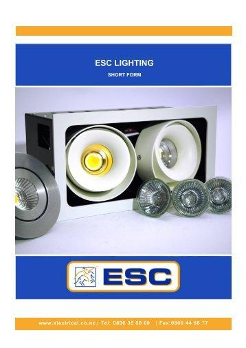 Lighting Shortform Brochure