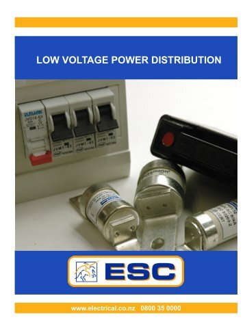 LV Power Distribution