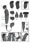 Braun MGK 3080 - MGK 3080 Manual (DE, UK, FR, ES, PT, IT, NL, DK, NO, SE, FI, GR) - Page 3
