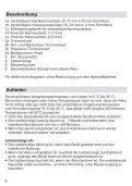 Braun MGK 3080 - MGK 3080 Manual (DE, UK, FR, ES, PT, IT, NL, DK, NO, SE, FI, GR) - Page 6