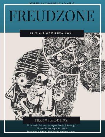 Freudzone no.1